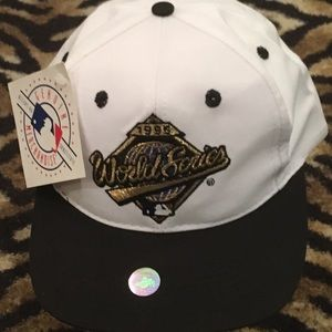 Cleveland Indians 1995 World Series Hat NWT